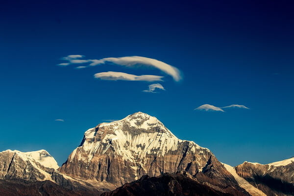 Треккинг в Гималаях - Трек Дхаулагири-Аннапурна