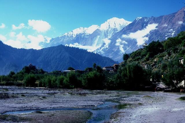 Треккинг в Гималаях - лучшие маршруты