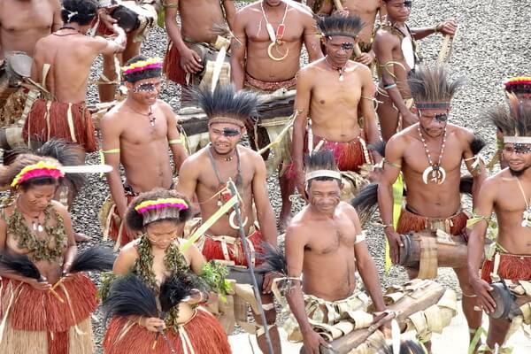 Племя тробрианцев - культура и обычаи народа Папуа-Новой Гвинеи