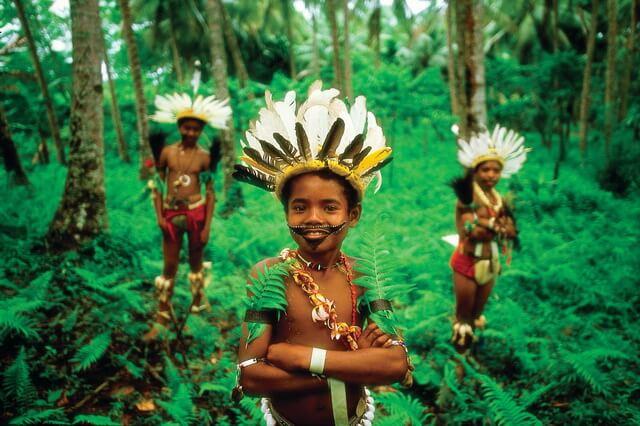 Тробрианцы - быт, культура и обычаи племени Папуа-Новой Гвинеи