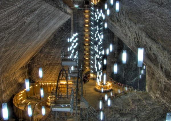 Соляная шахта Салина Турда - как добраться