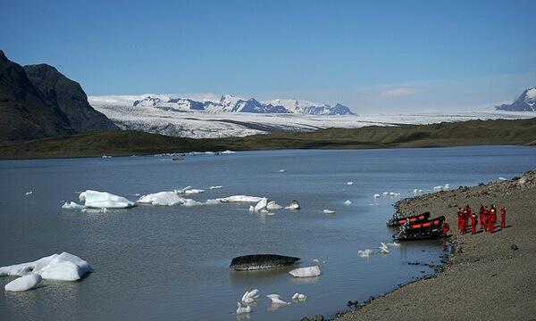 Экскурсии в национальный парк Ватнайёкюдль в Исландии