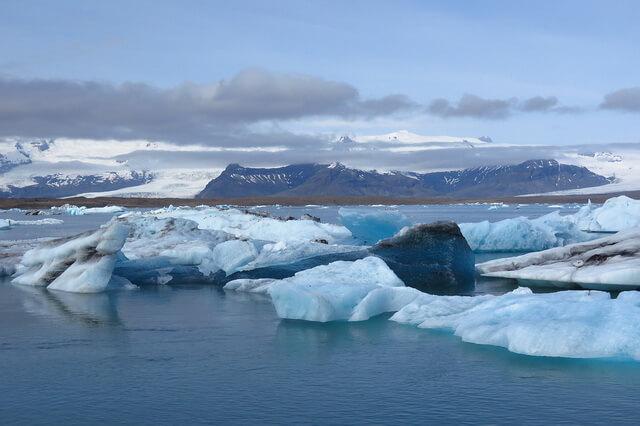 Национальный парк Ватнайёкюдль в Исландии
