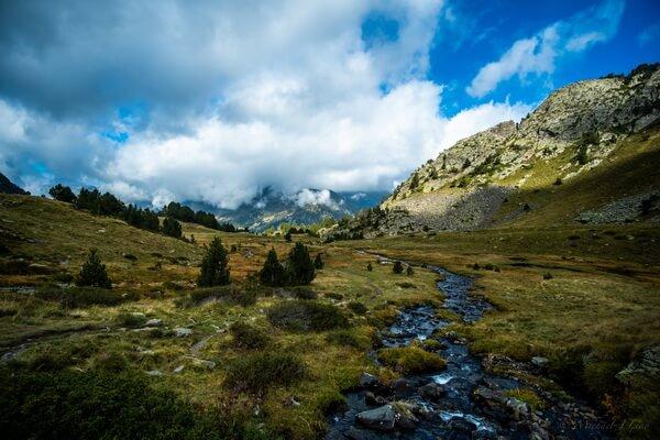 Веломаршруты Европы - Пиренеи