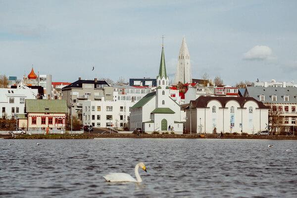 Лучшие веломаршруты Исландии с фото и описанием - Рейкьявик