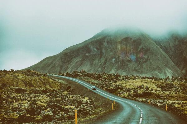 Лучшие веломаршруты Исландии с фото и описанием - Горная дорога Кьялвегур (Route F35), Исландское плато