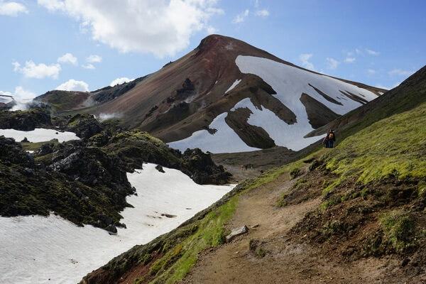 Лучшие веломаршруты Исландии с фото и описанием - Исландское плато