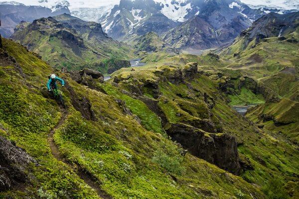 Путешествие по Исландии на велосипеде - советы велосипедистам