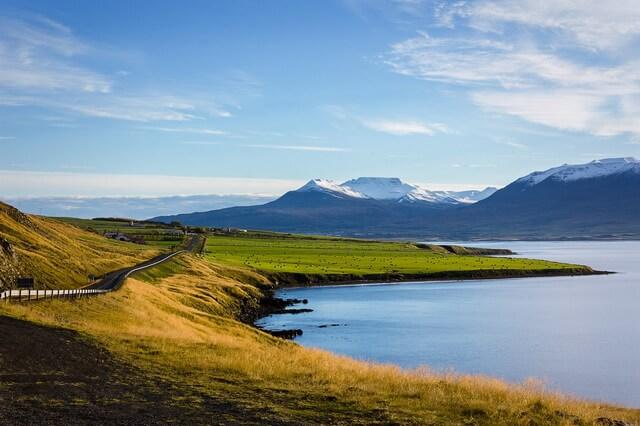 Путешествие на велосипеде по Исландии - лучшие красивые веломаршруты страны