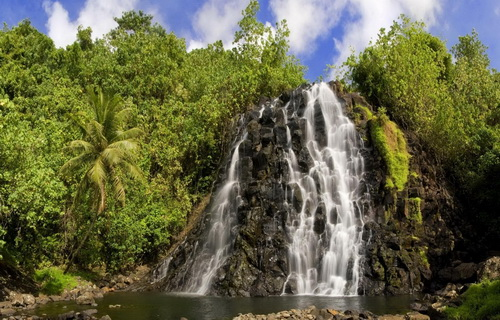 Водопад Пальма