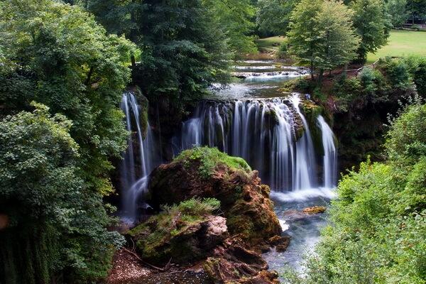 Водопады Хорватии с фото и описанием - Водопады Растоке