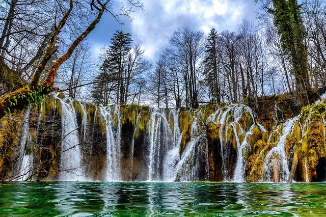 Водопады Хорватии - фото, названия, описание