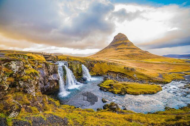 Красивейшие водопады Исландии - фото, названия, описание