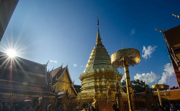 Ват Прахат Дой Сутхеп в Чианг Май
