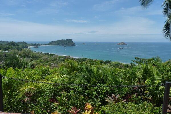 Самые красивые национальные парки - Мануэль Антонио, Коста-Рика