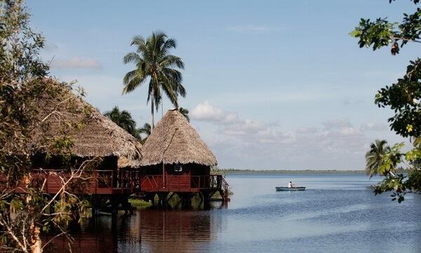Самые красивые национальные парки мира - Полуостров Сапата, Куба