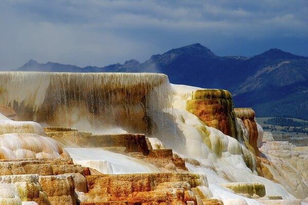 Самые красивые национальные парки мира - Йеллоустоун, США
