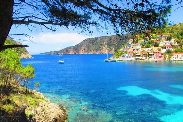 Яхтинг в Греции по островам Ионического моря - Кефалония