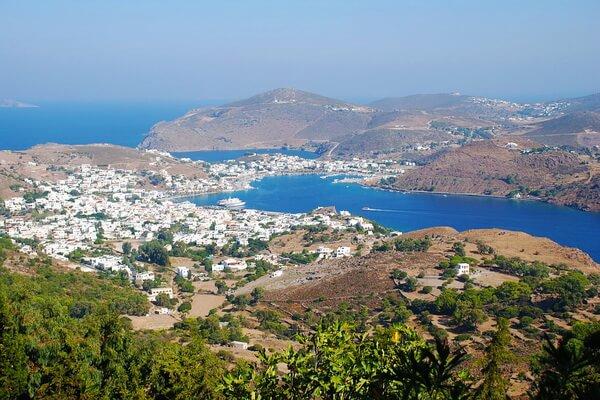 Яхтинг в Греции по островам Эгейского моря - Патмос