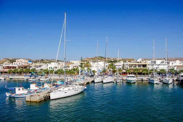 Яхтинг в Греции - лучшие маршруты по всем морям страны