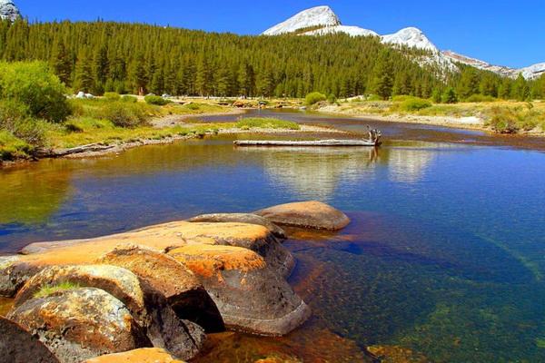 История парка Йосемити
