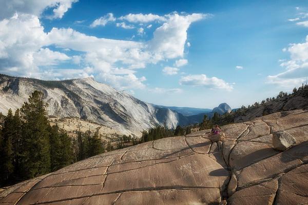 Альпинизм и скалолазание в парке Йосемити